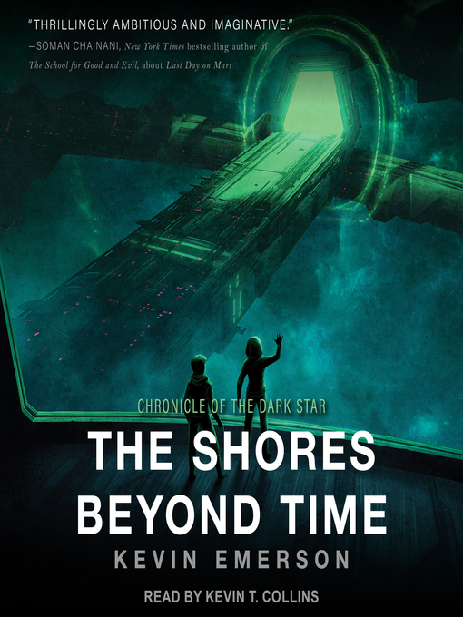 Title details for The Shores Beyond Time by Kevin Emerson - Wait list