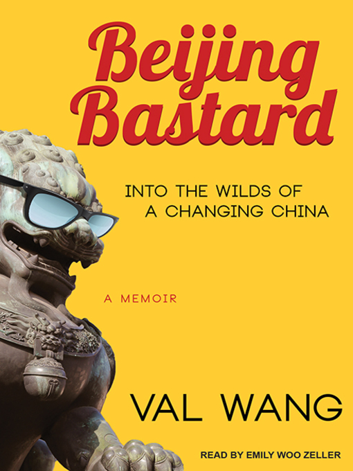 Cover of Beijing Bastard