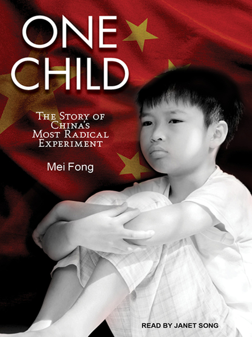 Title details for One Child by Mei Fong - Wait list