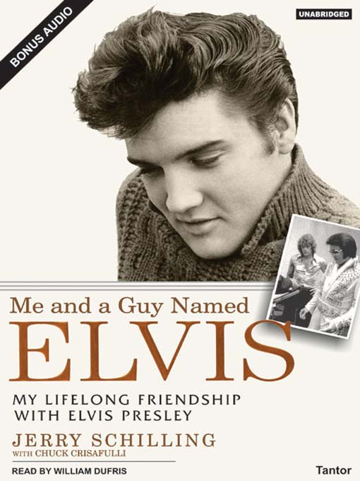 Cover of Me and a Guy Named Elvis