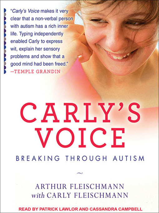 Title details for Carly's Voice by Arthur Fleischmann - Available