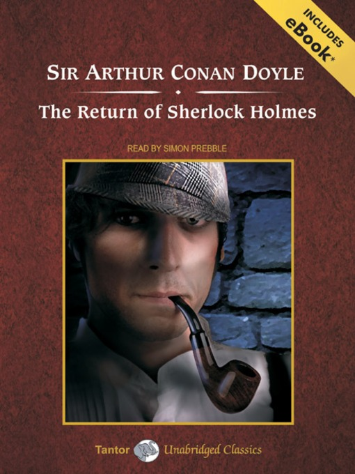 Title details for The Return of Sherlock Holmes by Sir Arthur Conan Doyle - Available