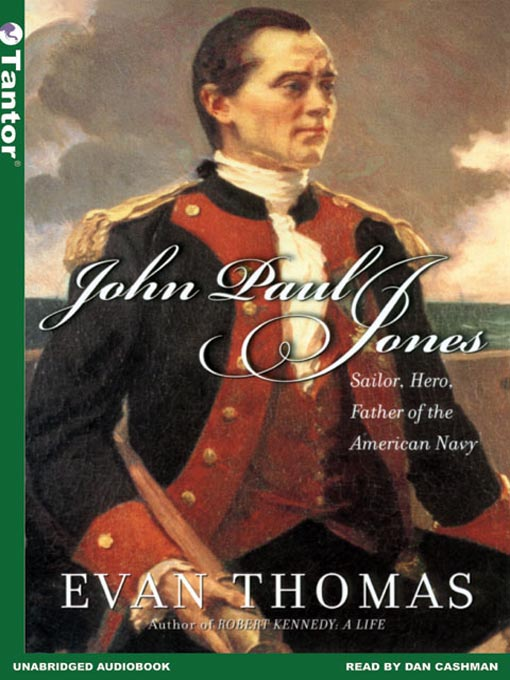 Title details for John Paul Jones by Evan Thomas - Available