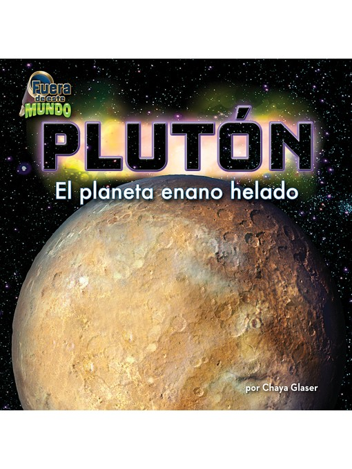 Title details for Plutón  by Chaya Glaser - Available