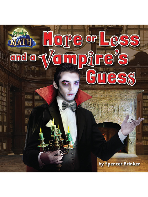 Cover image for More or Less and a Vampire's Guess