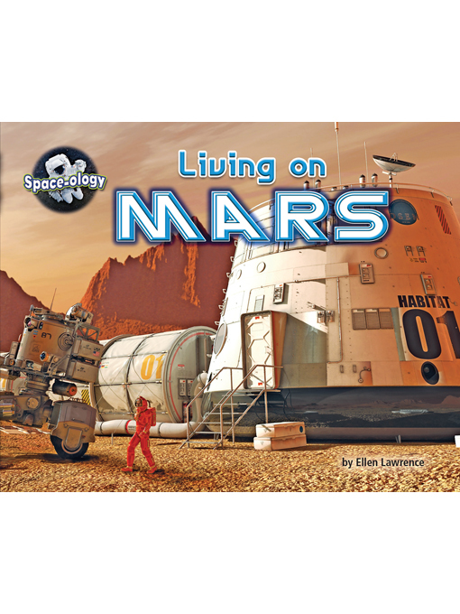Cover of Living on Mars