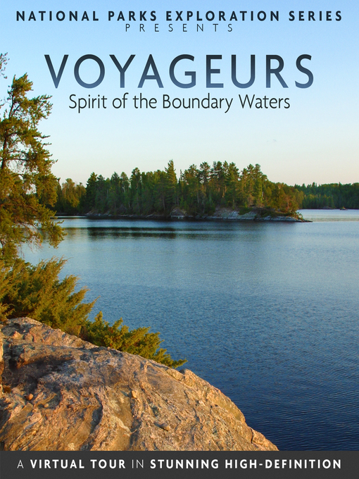 Cover of National Parks Exploration Series: Voyageur
