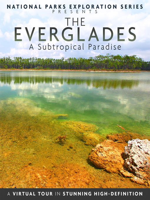 Cover of National Parks Exploration Series: The Everglades