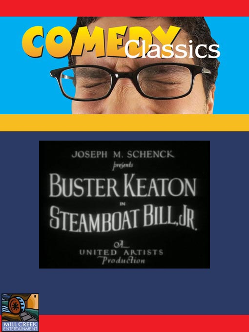 Title details for Steamboat Bill Jr. by Charles Reisner - Wait list
