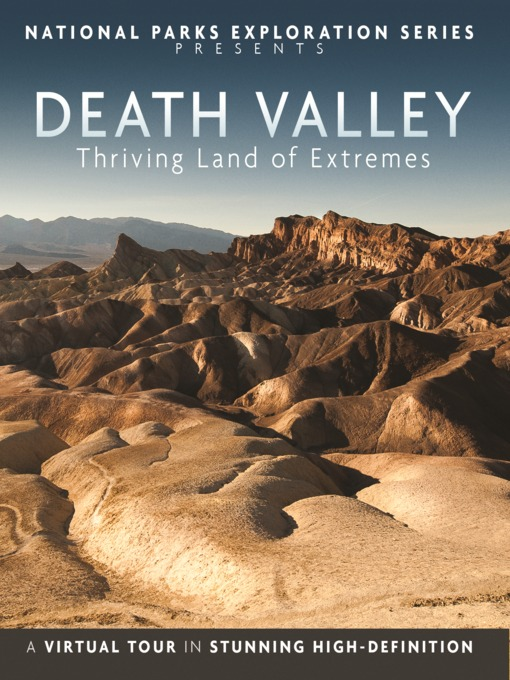 Cover of Death Valley