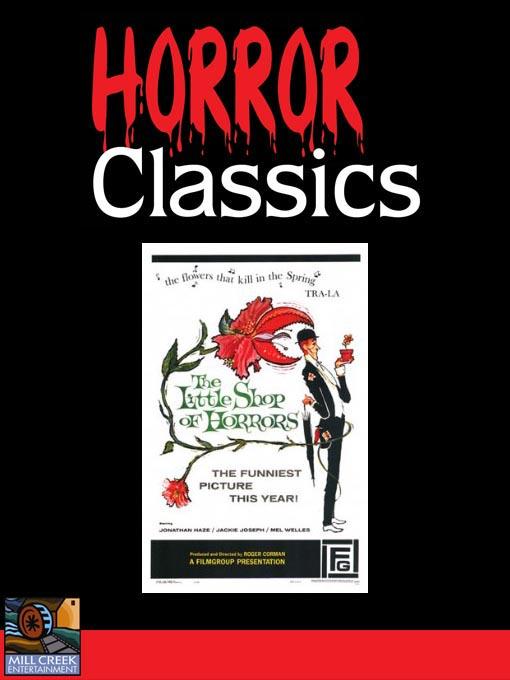 Title details for The Little Shop of Horrors by Roger Corman - Wait list