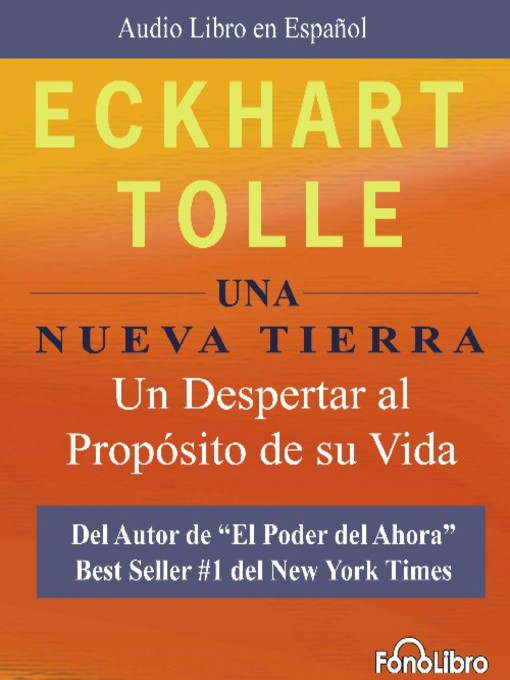 Title details for Una Nueva Tierra by Eckhart Tolle - Available