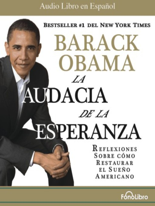 Title details for La Audacia de la Esperanza by Barack Obama - Available