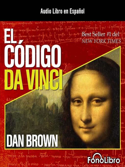 Title details for El Codigo Da Vinci by Dan Brown - Wait list