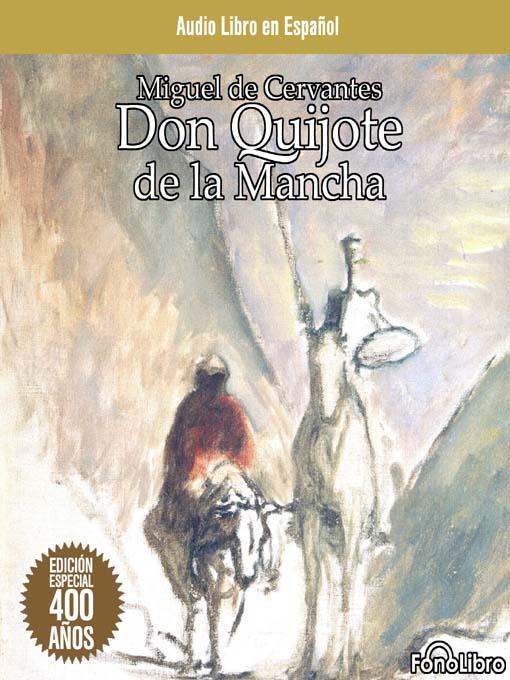Title details for Don Quijote de la Mancha by Miguel De Cervantes - Wait list