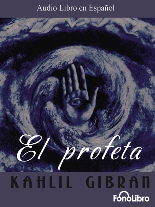 Title details for El Profeta by Kahlil Gibran - Available