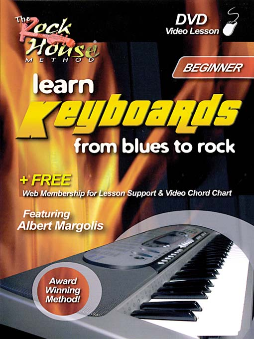 Title details for Learn Keyboards from Blues to Rock, Beginner by Fred Russell Publishing - Wait list