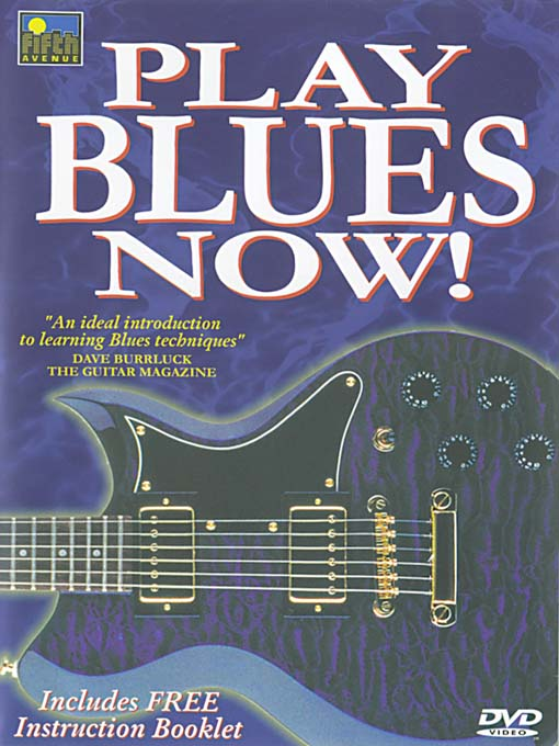 Title details for Play Blues Now! by FIfth Avenue Films - Wait list