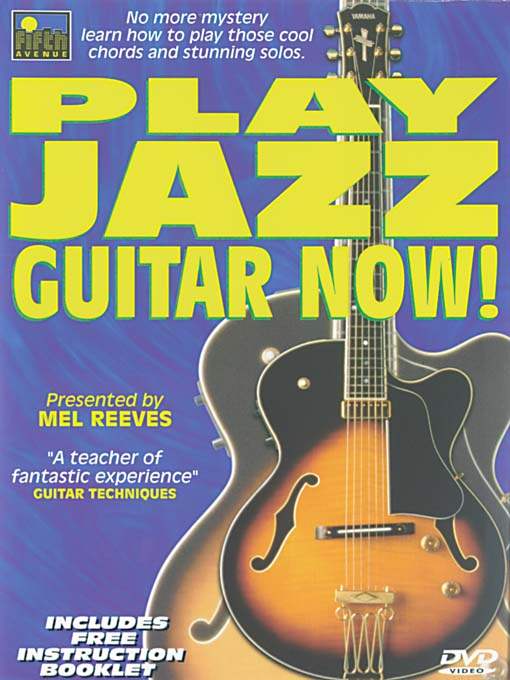 Title details for Play Jazz Guitar Now! by FIfth Avenue Films - Wait list
