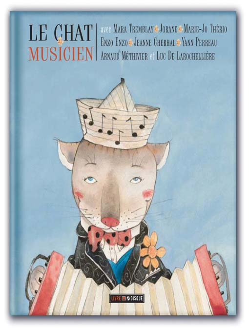 Title details for Le chat musicien by Joseph Beaulieu - Available