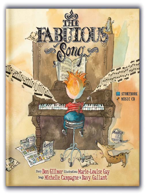 Title details for The Fabulous Song by Michelle Campagne - Available