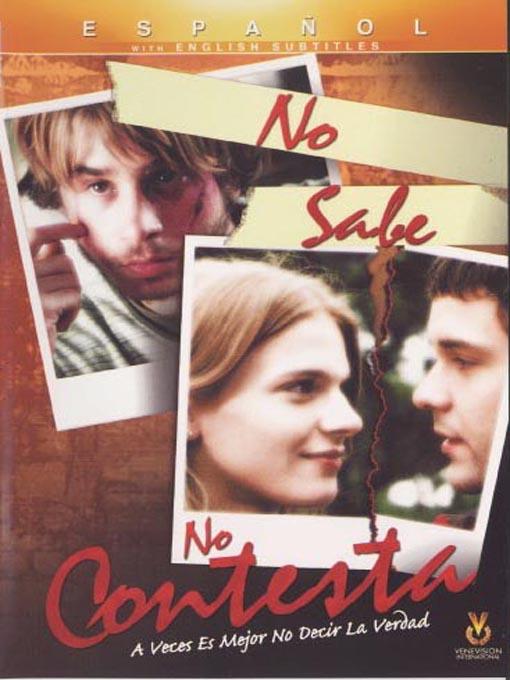 Title details for No Sabe No Contesta by Fernando Musa - Wait list