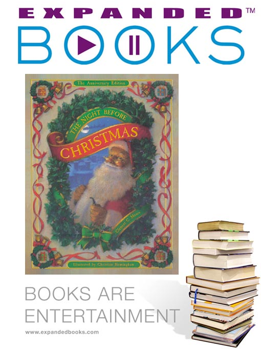 Title details for Expanded Books Interview: The Night Before Christmas by Clement Clarke Moore - Wait list