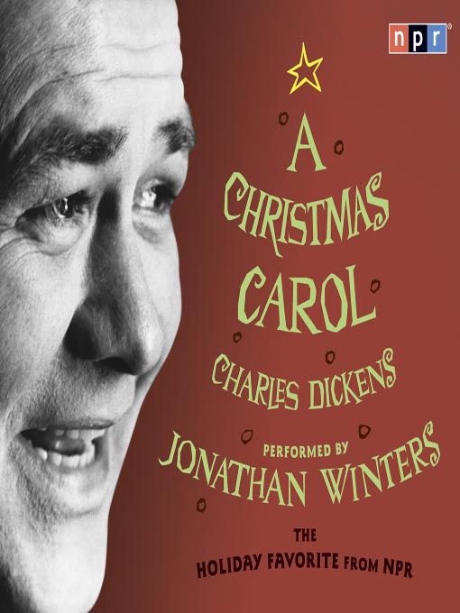 Title details for A Christmas Carol by Jonathan Winters - Wait list