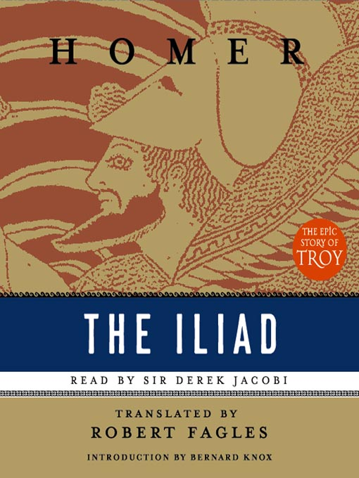 Title details for The Iliad by Homer - Wait list