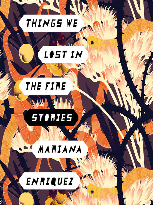 Title details for Things We Lost in the Fire by Mariana Enriquez - Available