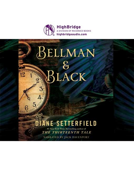 Cover of Bellman & Black