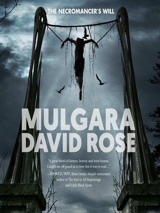 Title details for Mulgara by David Rose - Wait list