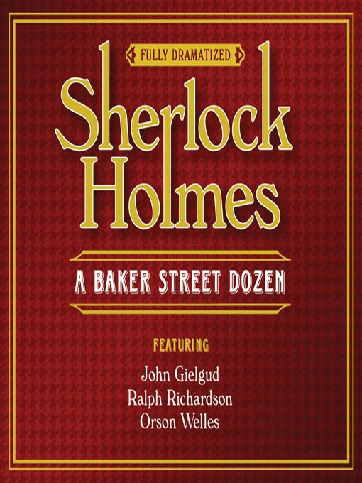 Title details for Sherlock Holmes by Sir Arthur Conan Doyle - Available