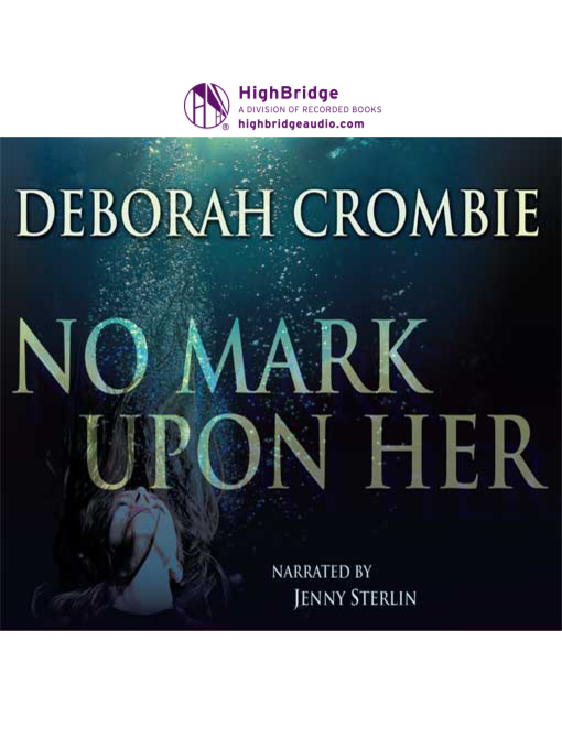 Cover image for No Mark Upon Her