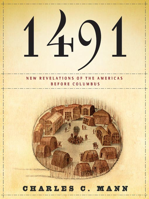 Title details for 1491 by Charles C. Mann - Available