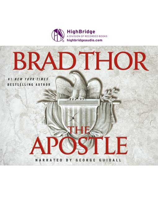 The Apostle (Scot Harvath, Book 8) by Thor, Brad, Good Book