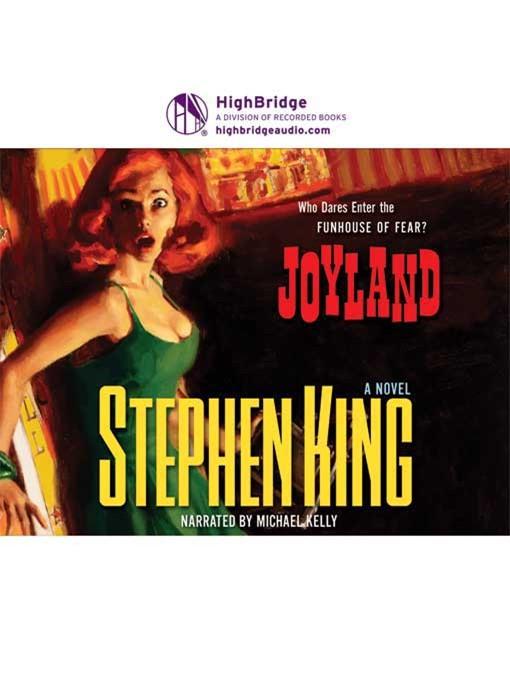 stephen king joyland audiobook download