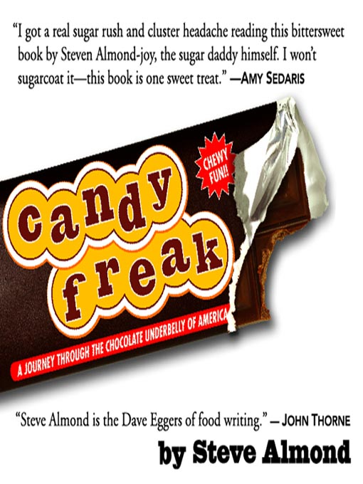 Cover of Candyfreak