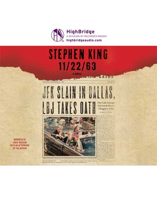 Title details for 11/22/63 by Stephen King - Available