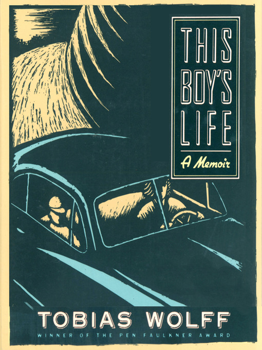 the use of self expression by the protagonists in the novels this boys life by tobias wolff and into Media artists use various forms of expression that are interpretation of the rich brother by tobias wolff good guy into a racist was well.