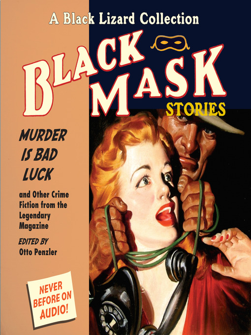 Cover image for Black Mask 2--Murder IS Bad Luck