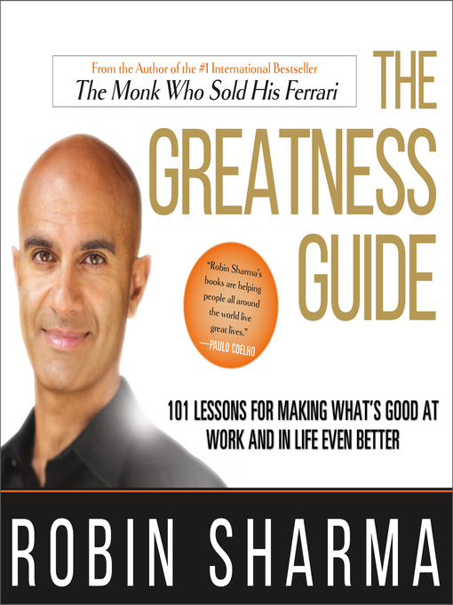 Title details for The Greatness Guide by Robin Sharma - Available