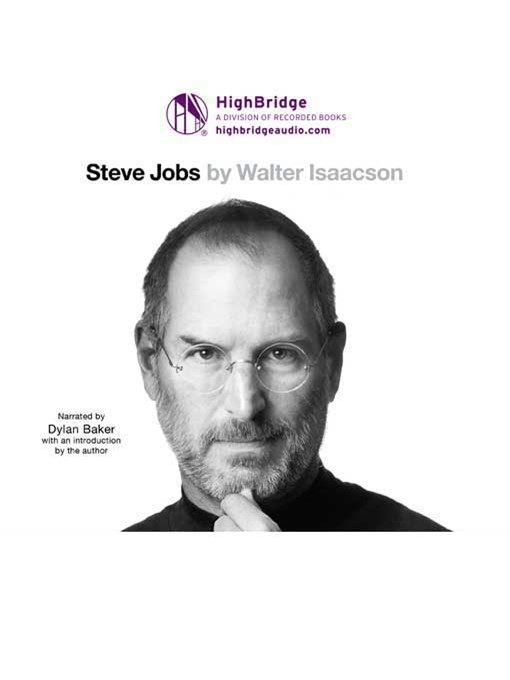 Title details for Steve Jobs by Walter Isaacson - Wait list