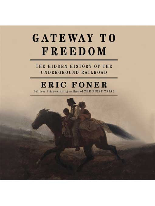 Cover of Gateway to Freedom