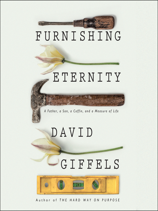 Title details for Furnishing Eternity by David Giffels - Wait list