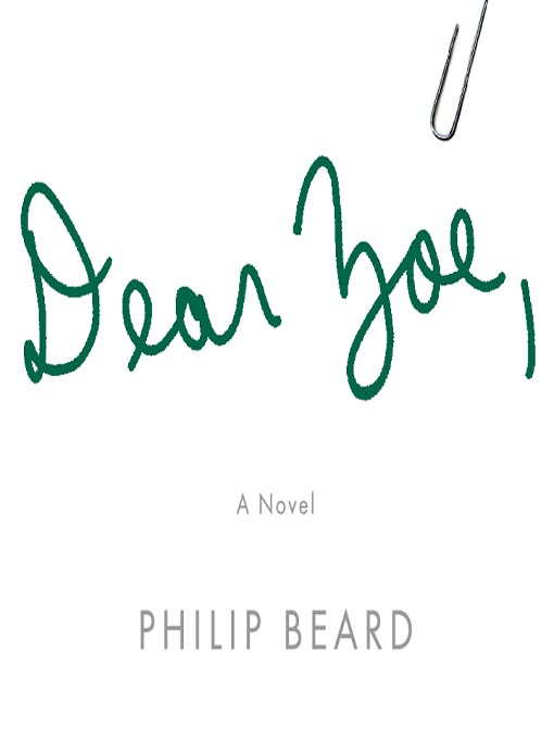 Title details for Dear Zoe by Philip Beard - Available
