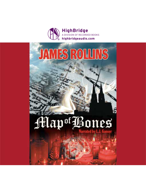 Cover of Map of Bones