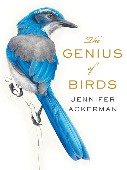 Title details for The Genius of Birds by Jennifer Ackerman - Available