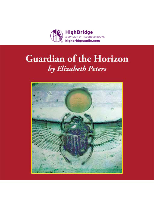 Title details for Guardian of the Horizon by Elizabeth Peters - Wait list
