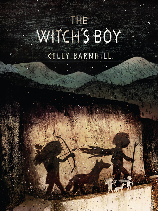 Cover of The Witch's Boy